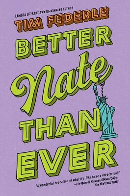Cover for Better Nate Than Ever