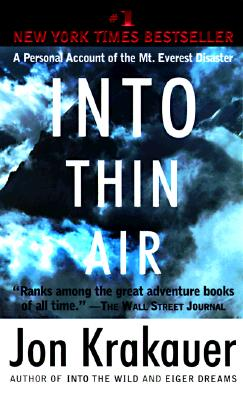 Into Thin Air Cover Image