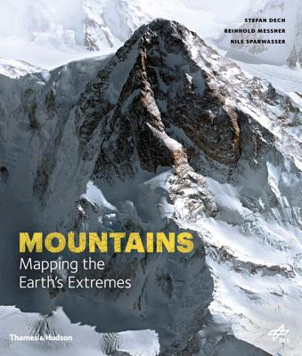 Mountains: Mapping the Earth's Extremes Cover Image