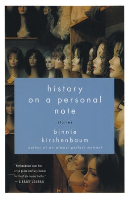 History on a Personal Note: Stories Cover Image