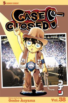 Case Closed, Volume 38 Cover