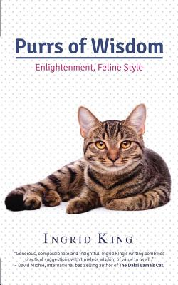 Purrs of Wisdom: Enlightenment, Feline Style Cover Image
