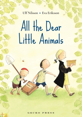 Cover for All the Dear Little Animals
