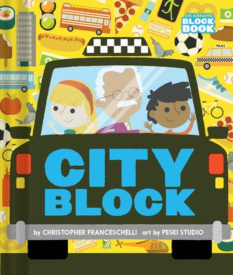 Cityblock (An Abrams Block Book) Cover Image