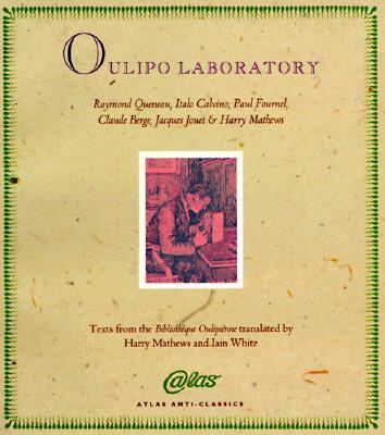 Oulipo Laboratory Cover