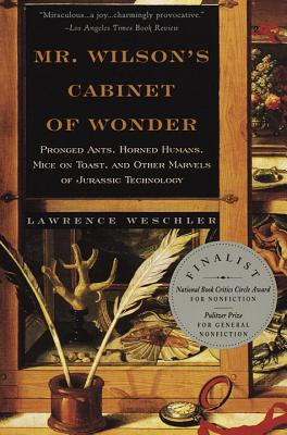 Mr. Wilson's Cabinet of Wonder Cover