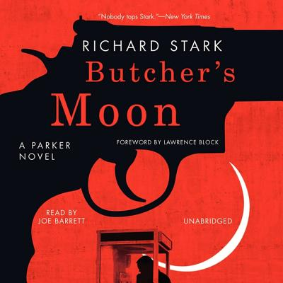 Butcher's Moon Lib/E (Parker Novels #16) Cover Image
