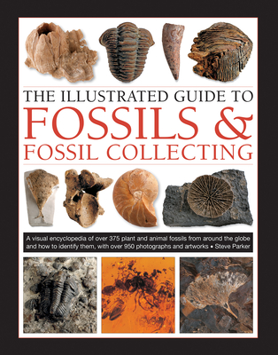 The Illustrated Guide to Fossils & Fossil Collecting: A Reference Guide to Over 375 Plant and Animal Fossils from Around the Globe and How to Identify Cover Image