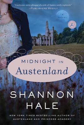 Cover for Midnight in Austenland