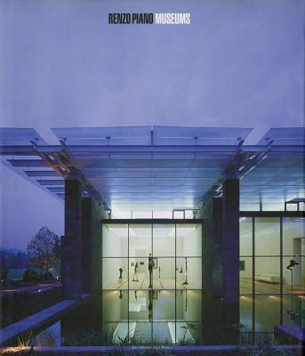 Renzo Piano Museums Cover