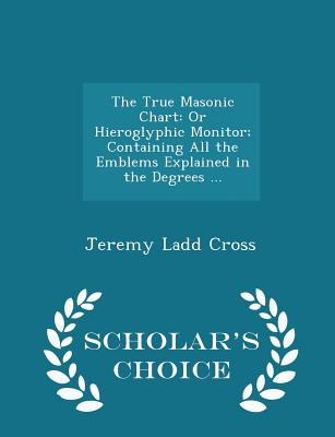 Cover for The True Masonic Chart