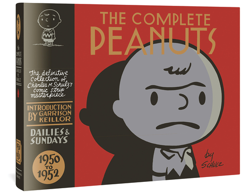 The Complete Peanuts 1950-1952 Cover