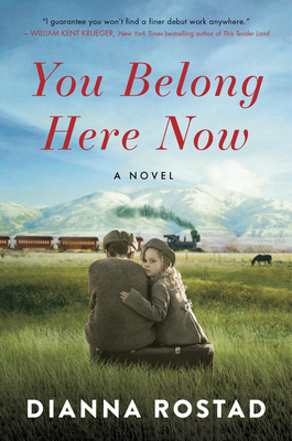 You Belong Here Now: A Novel Cover Image