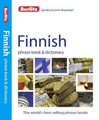 Berlitz Finnish Phrase Book & Dictionary Cover Image