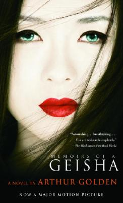 Memoirs of a Geisha Cover Image