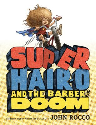 Super Hair-O and the Barber of Doom Cover