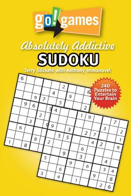 Go! Games Absolutely Addictive Sudoku Cover Image