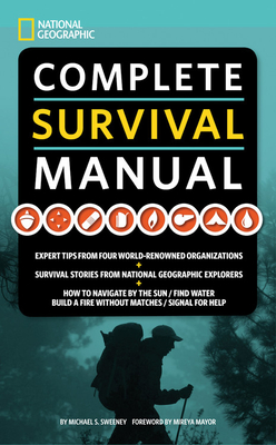 National Geographic Complete Survival Manual Cover
