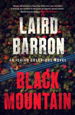 Black Mountain (An Isaiah Coleridge Novel #2) Cover Image