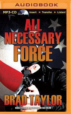 All Necessary Force (Pike Logan Thriller #2) Cover Image