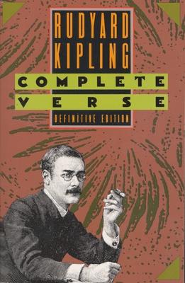 Rudyard Kipling: Complete Verse Cover Image