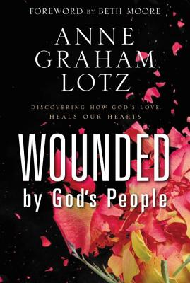 Wounded by God's People Cover