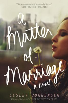 Cover for A Matter of Marriage
