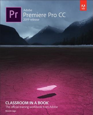 Adobe Premiere Pro CC Classroom in a Book (Classroom in a Book (Adobe)) Cover Image