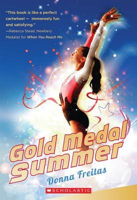 Gold Medal Summer Cover Image