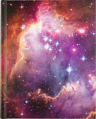 Nebula Journal (Diary, Notebook) Cover Image