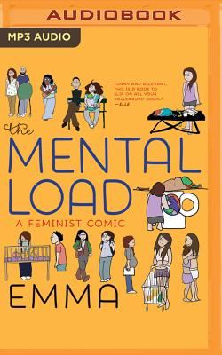 The Mental Load: A Feminist Comic Cover Image