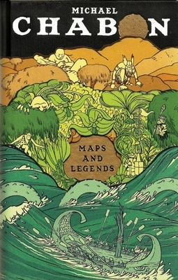 Maps and Legends Cover