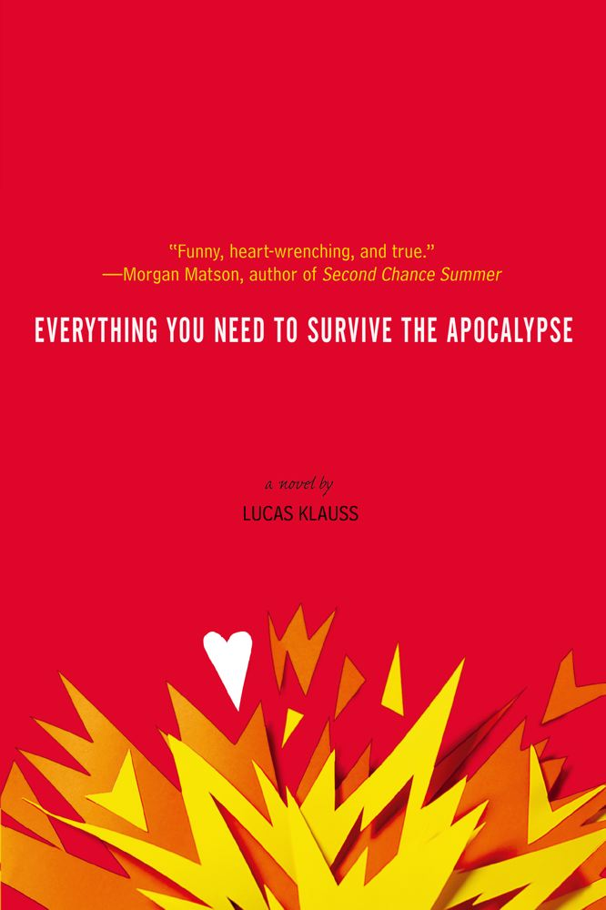 Everything You Need to Survive the Apocalypse Cover Image