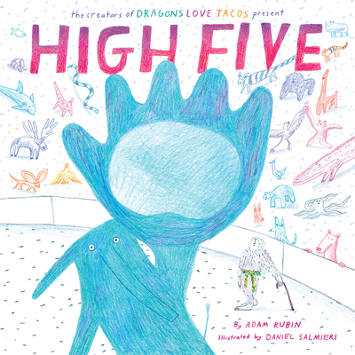 Cover for High Five