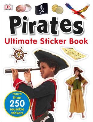 Ultimate Sticker Book: Pirates Cover Image