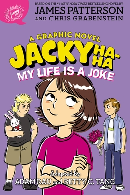 Jacky Ha-Ha: My Life is a Joke (A Graphic Novel) Cover Image