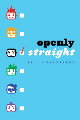 Openly Straight Cover Image