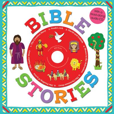 Bible Stories [With CD (Audio)] Cover
