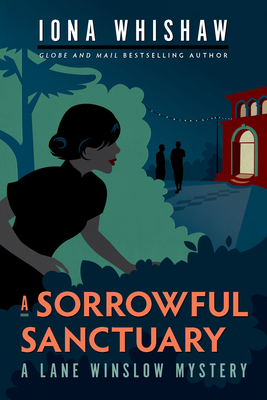 A Sorrowful Sanctuary (Lane Winslow Mystery #5) Cover Image
