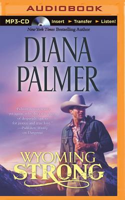 Wyoming Strong (Wyoming Men #4) Cover Image