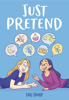 Cover for Just Pretend