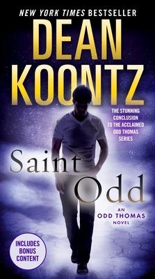 Saint Odd: An Odd Thomas Novel Cover Image
