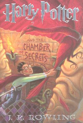 Harry Potter and the Chamber of Secrets (rlb) Cover Image
