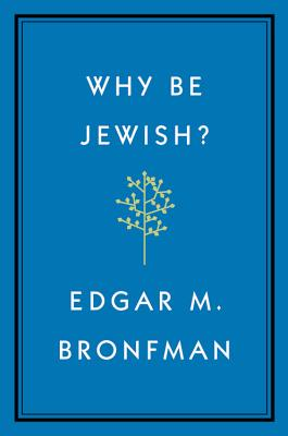 Why Be Jewish?: A Testament Cover Image