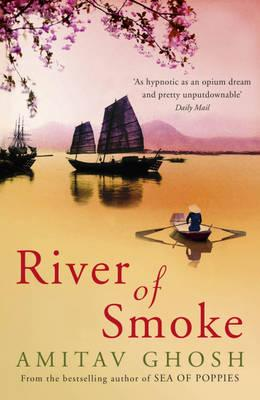 River of Smoke Cover Image