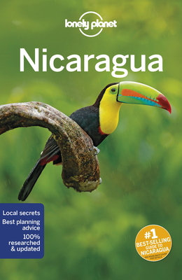 Lonely Planet Nicaragua 5 (Country Guide) Cover Image