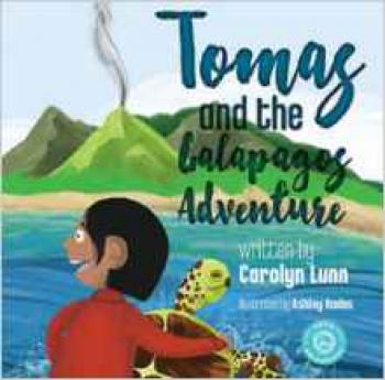 Cover for Tomas and the Galapagos Adventure