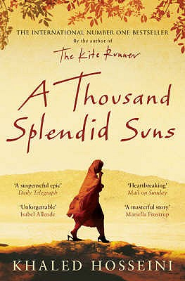 A Thousand Splendid Suns. Khaled Hosseini Cover Image
