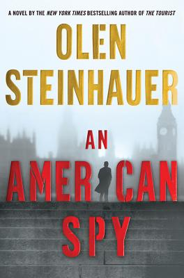 An American Spy Cover