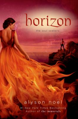 Cover for Horizon (Soul Seekers #4)